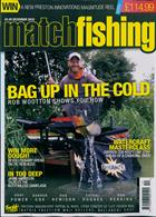 Match Fishing Magazine Issue DEC 19