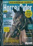 Horse & Rider Magazine Issue JAN 20