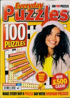 Everyday Puzzles Magazine Issue NO 133
