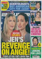 National Enquirer Magazine Issue 18/11/2019