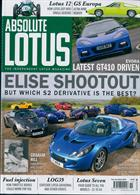 Absolute Lotus Magazine Issue NO 11