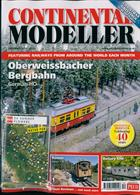 Continental Modeller Magazine Issue DEC 19