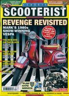 Classic Scooterist Scene Magazine Issue DEC-JAN