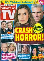 Whats On Tv England Magazine Issue 09/11/2019