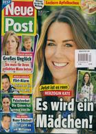 Neue Post Magazine Issue NO 40