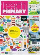 Teach Primary Magazine Issue VOL13/8
