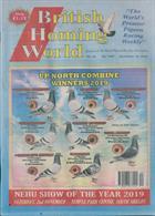 British Homing World Magazine Issue NO 7497