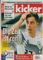 Kicker Montag Magazine Issue NO 39