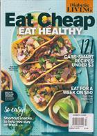 Diabetic Living Magazine Issue CHEAP HLTH