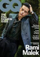 Gq Us Magazine Issue SEP 19