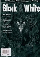 Black & White Magazine Issue OCT 19