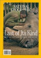 National Geographic Magazine Issue OCT 19