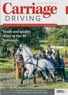 Carriage Driving Magazine Issue OCT 19