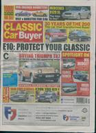 Classic Car Buyer Magazine Issue 02/10/2019