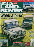 Classic Land Rover Magazine Issue NOV 19