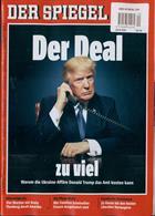 Der Spiegel Magazine Issue NO 40