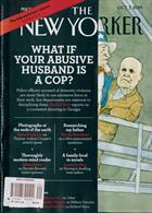 New Yorker Magazine Issue 07/10/2019
