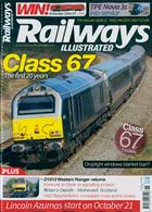 Railways Illustrated Magazine Issue NOV 19
