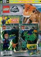 Lego Specials Magazine Issue JURASSIC 4