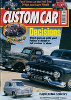 Custom Car Magazine Issue NOV 19