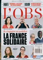 L Obs Magazine Issue NO 2866