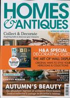 Homes & Antiques Magazine Issue NOV 19