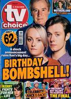 Tv Choice England Magazine Issue NO 41