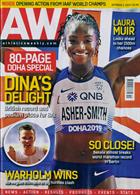 Athletics Weekly Magazine Issue 03/10/2019