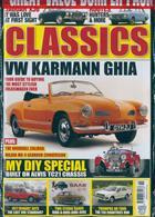 Classics Magazine Issue NOV 19