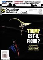 Courrier International Magazine Issue NO 1510