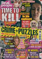 Real People Special Magazine Issue TIMETOKILL