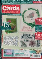 Simply Cards Paper Craft Magazine Issue NO 197