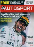 Autosport Magazine Issue 03/10/2019