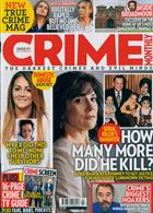 Crime Monthly Magazine Issue NO 7