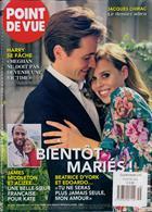 Point De Vue Magazine Issue NO 3716
