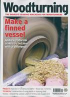 Woodturning Magazine Issue NOV 19