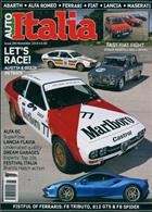 Auto Italia Magazine Issue NO 285