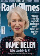 Radio Times London Edition Magazine Issue 05/10/2019