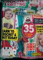 Your Crochet Knitting Magazine Issue NO 12