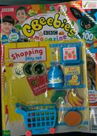 Cbeebies Magazine Issue NO 541