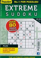 Extreme Sudoku Magazine Issue NO 72