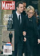 Paris Match Magazine Issue NO 3674