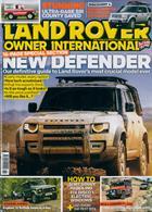 Land Rover Owner Magazine Issue NOV 19