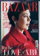 Harpers Bazaar Magazine Issue NOV 19
