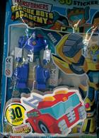 Rescue Bots Magazine Issue NO 26