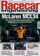 Racecar Engineering Magazine Issue NOV 19