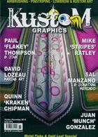 Pinstriping & Kustom Graphics Magazine Issue NO 76