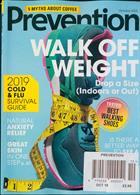 Prevention Magazine Issue OCT 19