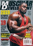 Muscular Development Usa Magazine Issue SEP 19