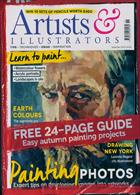 Artists & Illustrators Magazine Issue NOV 19